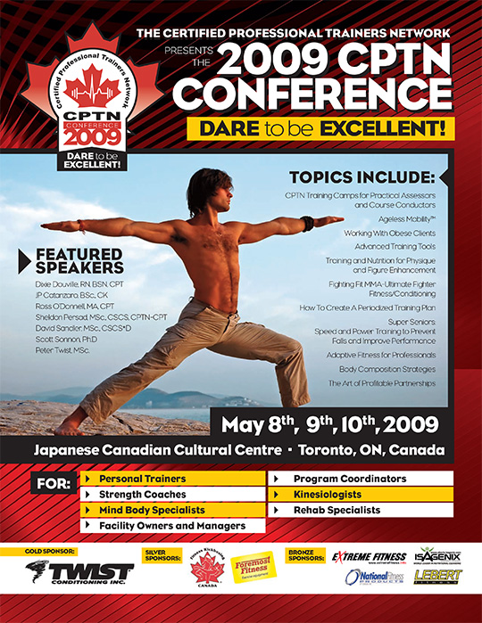 CPTN Conference 2009 Event Promo