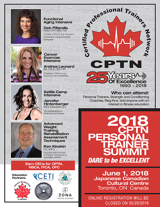 CPTN Conference 2018 Event Promo