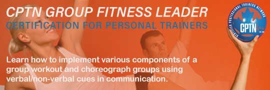 CPTN Group Fitness Leader Certification