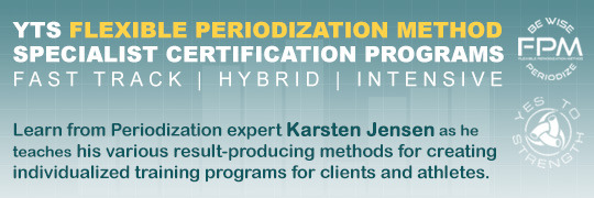 Flexible Periodization Method Specialist Workshops